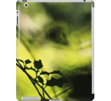 Tunnel of Light - Holly Wood Bokeh iPad Case/Skin