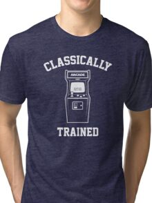 Gamer Classically Trained Tri-blend T-Shirt