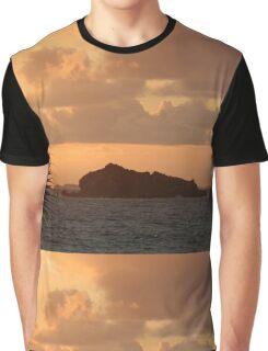 Pelican Key at sunrise Graphic T-Shirt