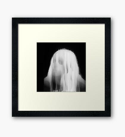 Genesis P-Orridge Framed Print