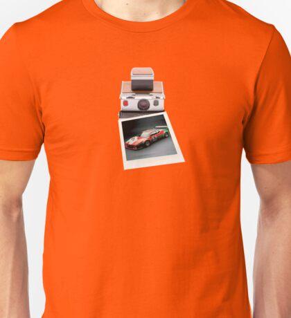 Warhol BMW M1 SX-70 Unisex T-Shirt