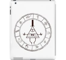 Bill the Triangle Man iPad Case/Skin