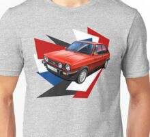Ford Fiesta XR2 Graphic Art Unisex T-Shirt