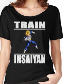 Insaiyan - Goku Women's Relaxed Fit T-Shirt