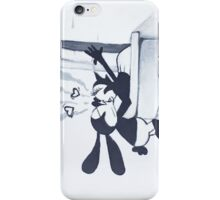 Oswald and Ortencia Kissing iPhone Case/Skin