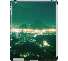 Rio by night iPad Case/Skin