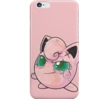 jigglypuff iPhone Case/Skin