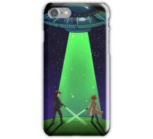 The X-Files / UFO iPhone Case/Skin