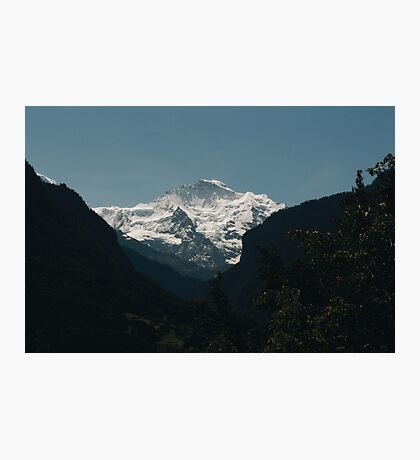 Switzerland. Photographic Print