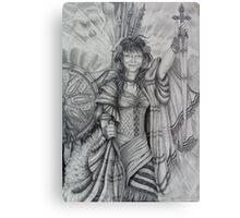 Debra Canvas Print