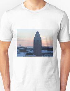 Helsinki station at sunrise Unisex T-Shirt