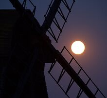 Windmill and the honey moon by oindypoind