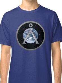Earth Patch Classic T-Shirt