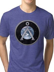 Earth Patch Tri-blend T-Shirt