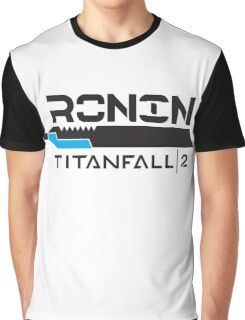 Titanfall 2 - Ronin Graphic T-Shirt