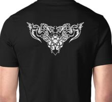 White dragons Unisex T-Shirt