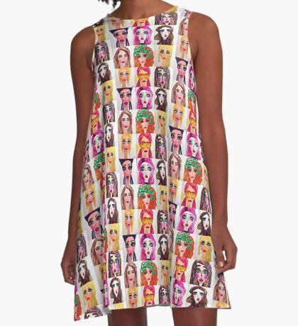 The Julie  A-Line Dress