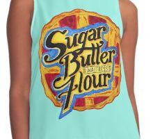 Sugar Butter Flour Contrast Tank