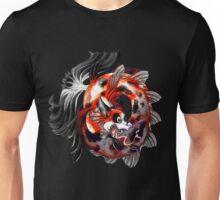 Calico Fantail Dragon Unisex T-Shirt