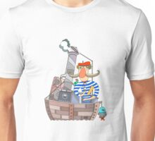 The French Sailor Unisex T-Shirt