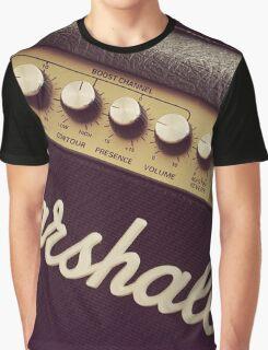 Marshall Amp Graphic T-Shirt