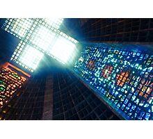 Rio de Janeiro Cathedral Photographic Print