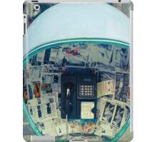 Public telephone iPad Case/Skin