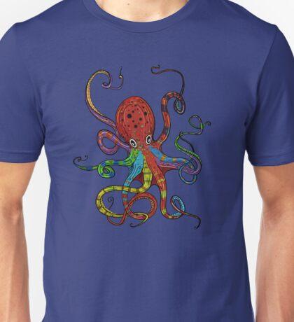 Rainbow Kraken ! Unisex T-Shirt