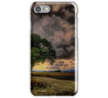 In His Arms of Love iPhone Case/Skin