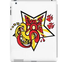 Evil's Dog iPad Case/Skin
