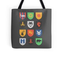 sigils of the seven kingdoms Tote Bag