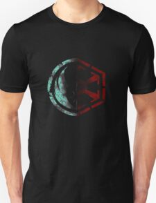 Jedi/Sith Emblem Unisex T-Shirt