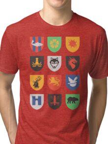 sigils of the seven kingdoms Tri-blend T-Shirt