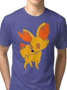 Fennekin 1 Tri-blend T-Shirt