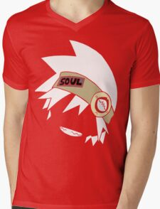 Soul - Soul Eater Mens V-Neck T-Shirt