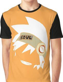 Soul - Soul Eater Graphic T-Shirt