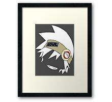 Soul - Soul Eater Framed Print