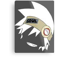 Soul - Soul Eater Metal Print