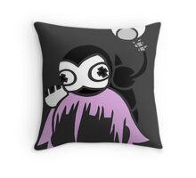 Crona & Ragnarok - Soul Eater Throw Pillow
