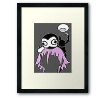 Crona & Ragnarok - Soul Eater Framed Print