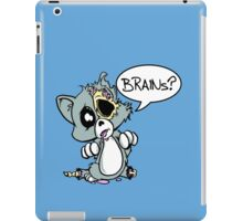 Cute Dead Things Vol1 iPad Case/Skin