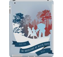 The Husbands of River Song iPad Case/Skin