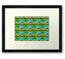 Boys (and girls) might love it  Framed Print