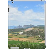 Theopetra's Cave Panoramic iPad Case/Skin