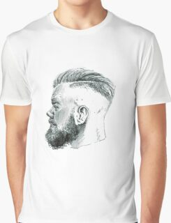 Barber Graphic T-Shirt