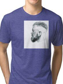 Barber Tri-blend T-Shirt