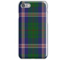 01530 City of Albuquerque District Tartan  iPhone Case/Skin