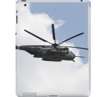 Sikorsky CH-43 Sea Stallion iPad Case/Skin