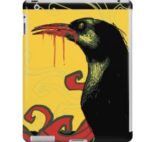 A Crow Left of the Murder iPad Case/Skin