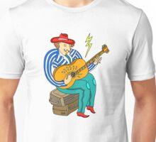 El cantante Unisex T-Shirt
